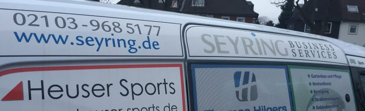 Seyring Business Services hilft!